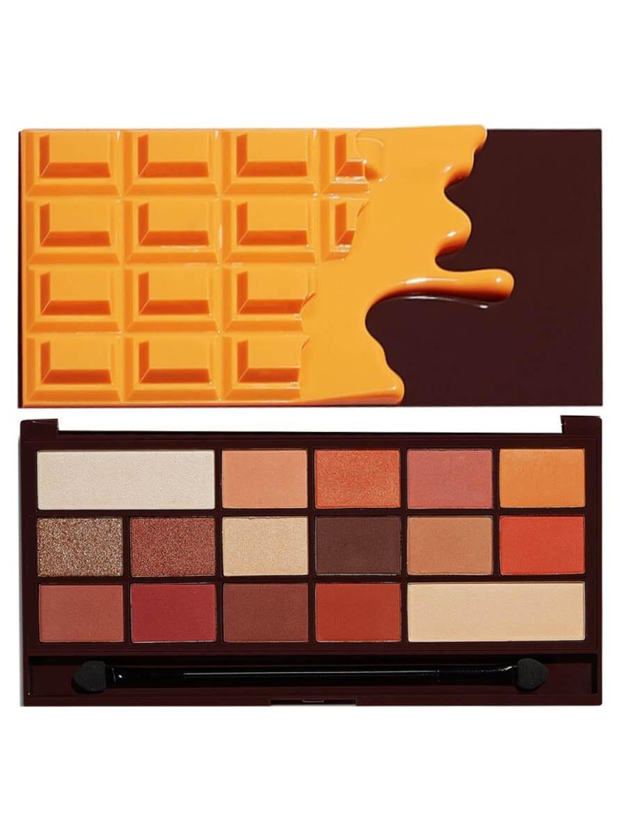 I Heart Make Up I Love Cholocate Orange Palette