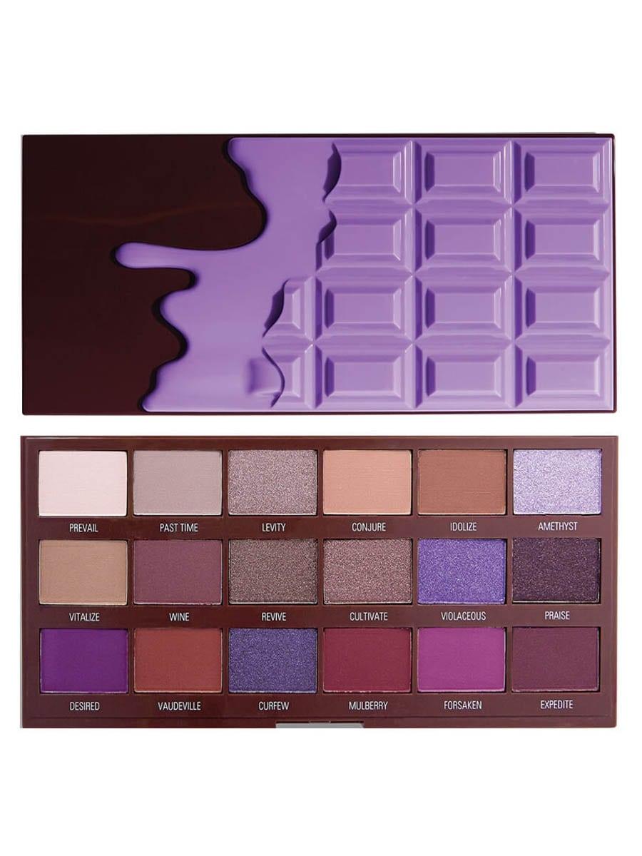 I Heart Revolution Chocolate Violet Palette