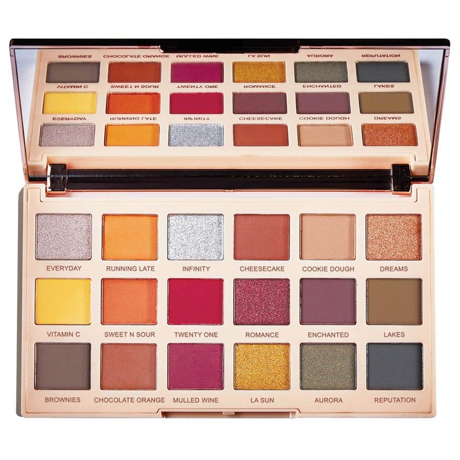 Make Up Revolution Soph X Palette Extra Spice