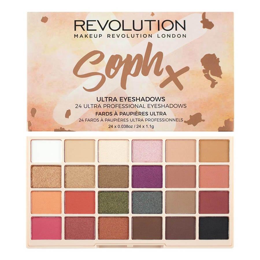 Make Up Revolution Soph X Eyeshadow Palette