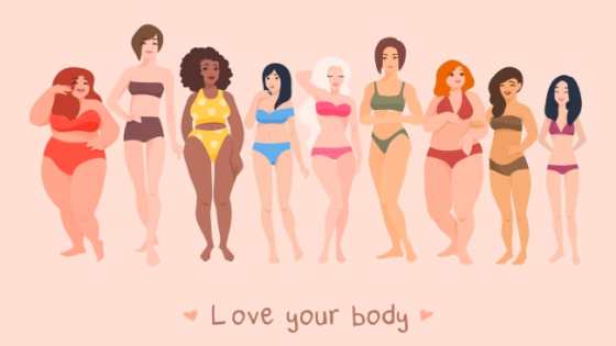TREND ALERT: BODY POSITIVE Η τελευταία τάση της μόδας λέγεται αυτοπεποίθηση.
